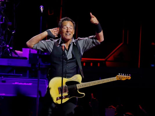 AP SPRINGSTEEN RIVER TOUR 16 PITTSBURGH A ENT USA PA
