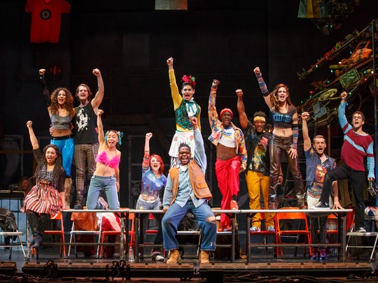 The travelling Broadway production of Rent will be making a stop in Evansville Wednesday for the 20th anniversary of the show.