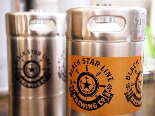 Black Star Line, Western North Carolina's first black- and queer-owned brewery, is coming together at the former site of Basic Brewing in Hendersonville, where the ethic makeup is predominantly white.