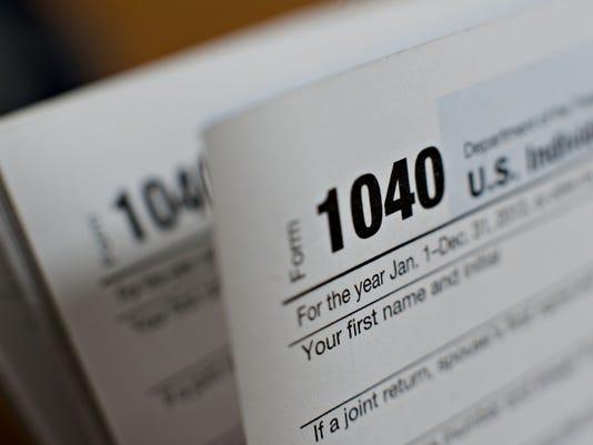 1040 U.S. Individual tax Form