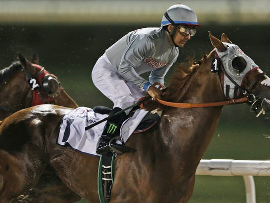 It's on to the world's richest race for 5-year-old