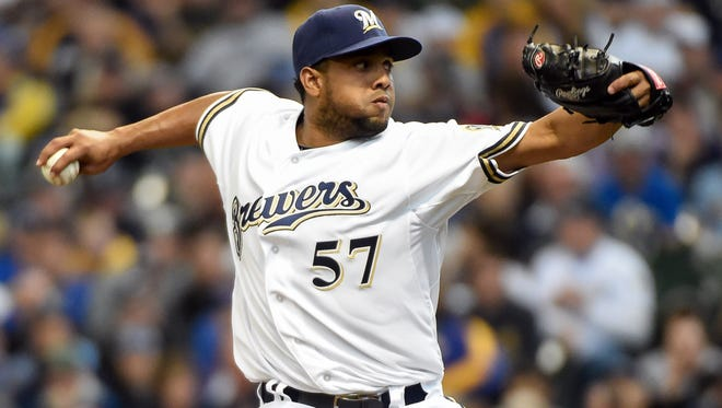 Francisco Rodriguez had 304 career saves entering the 2014 season and surprisingly picked up No. 305 in the season opener.