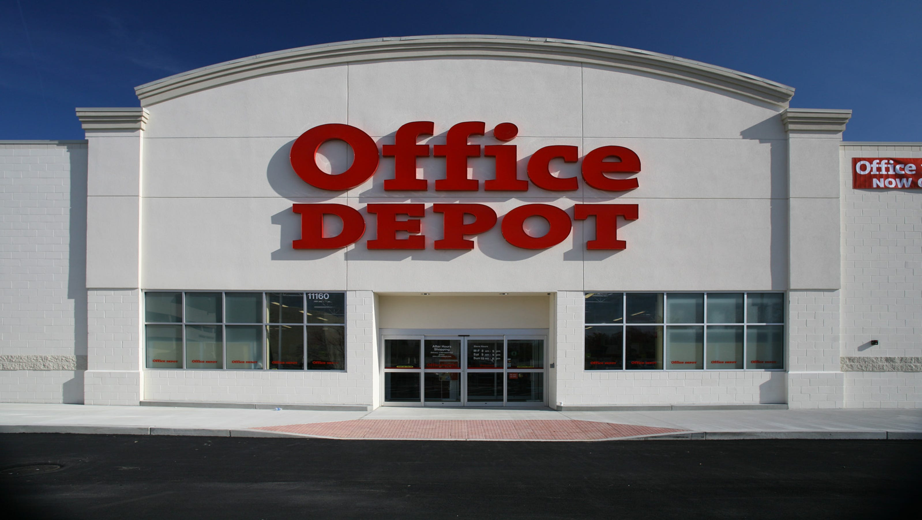 Office Depot To Close at Least 400 Stores