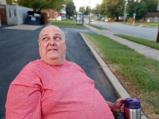 Martin Gotthardt has spent most of his mornings waving to pedestrians, bikers and drivers on South Avenue for the past 6 years.