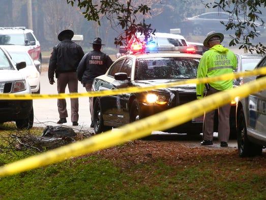 Joe Rondone/DemocratFlorida Department of Law Enforcement