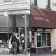 Then & Now: Harry's Chocolate Shop, 1955