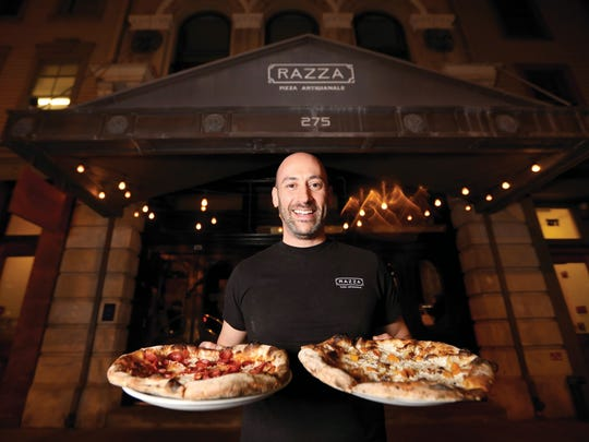 Owner and Chef of Razza, Dan Richer,