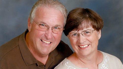 Murray 50th Wedding Anniversary