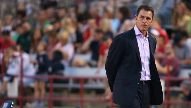 Indy Eleven head coach Juergen Sommer was let go by the club on Tuesday.