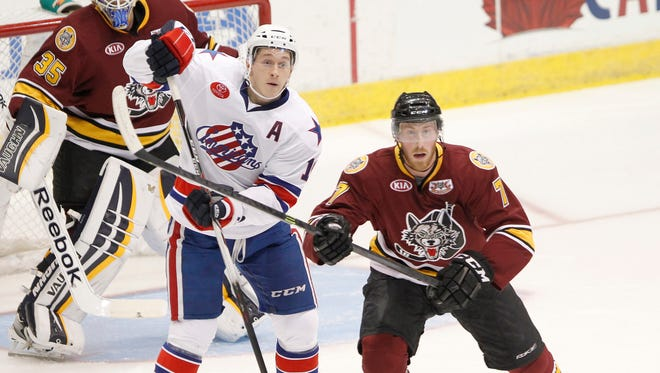 Amerks left winger Luke Adam was recalled by the Buffalo Sabres on Friday morning.