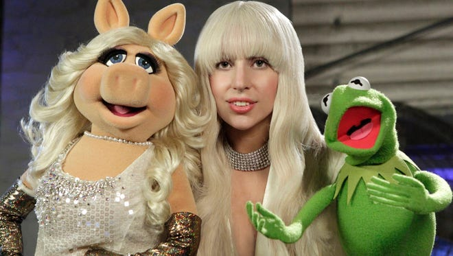 On Thanksgiving night, ABC will air a 90-minute special, 'Lady Gaga and the Muppets' Holiday Spectacular.'