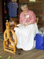 Spinning wheel: Sights of yore will be seen during