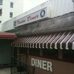 The Tastee Diner in Bethesda, Maryland.