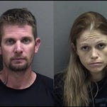 Two in court for ties to local meth lab