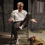 Playwright's brain a jumble after mysterious injury