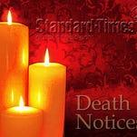 Death Notices, 09/09/16