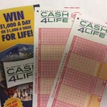 New Florida Lottery game to pay out $1,000 a day for life