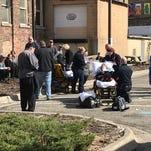 Kellogg headquarters evacuated with suspected Freon leak