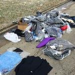 Stolen Farmington Hills, Novi police, fire uniforms recovered