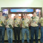 BUZZ ABOUT YOU: How 6 Eagle Scouts were produced from one Vestal Boy Scout Troop this year