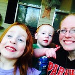 Candace, Dylan and Tori Impson