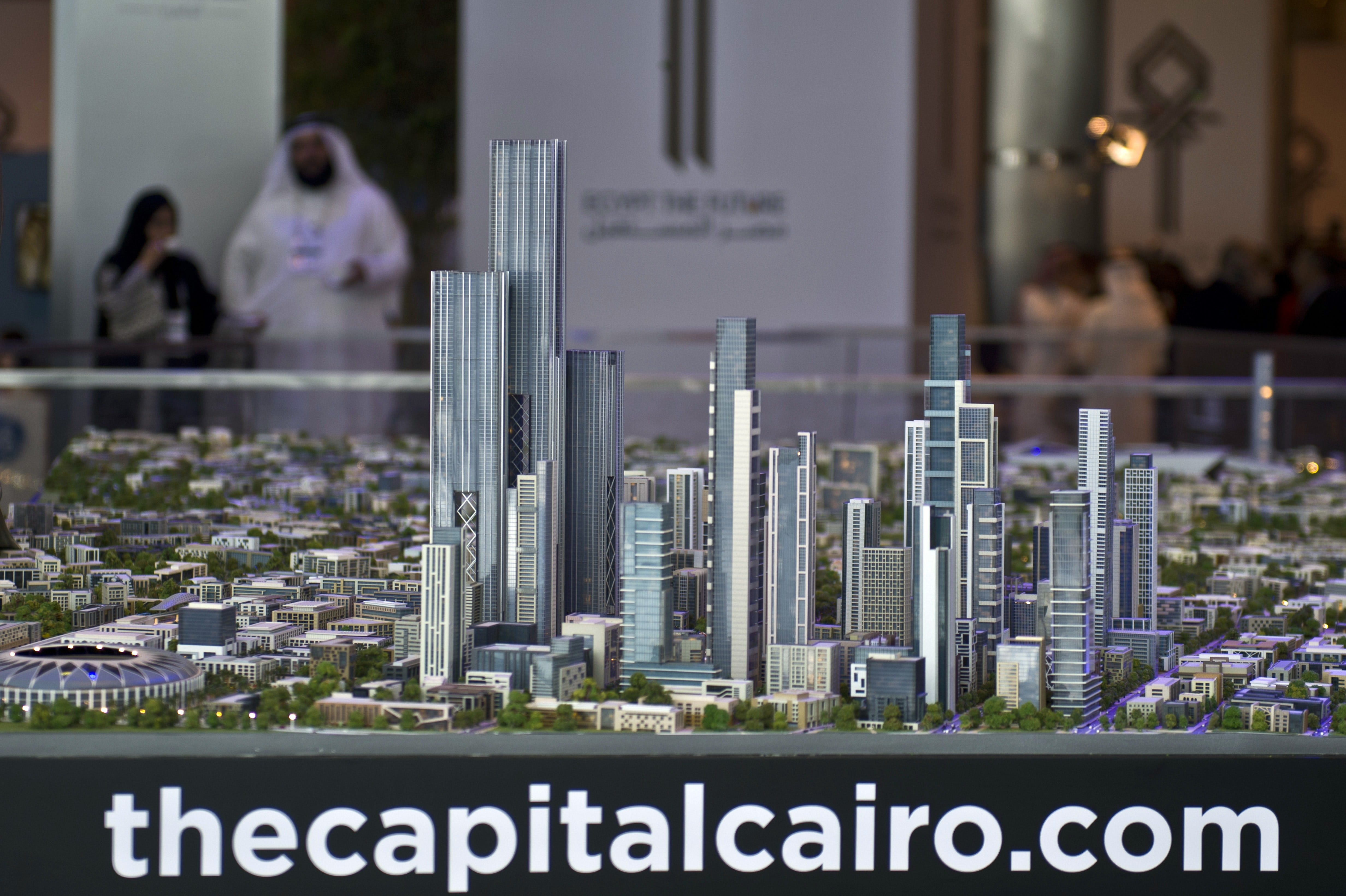 Egyptian real estate developers are planning a tourist resort for 1.7b billion on the Mediterranean coast 11