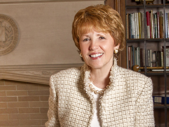 Dr. Eileen Schwalbach, President of Mount Mary University