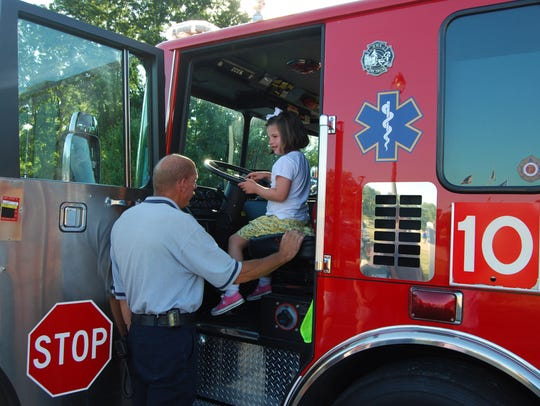 Anderson Township Fire and Rescue Department's Chief