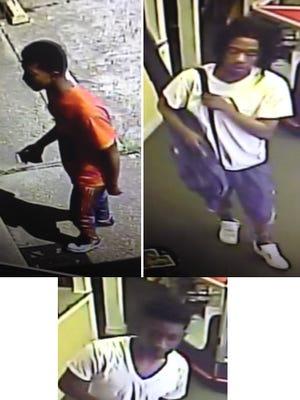 Residential burglary suspects