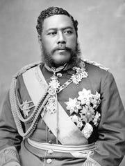 King Kalakaua of Hawai'i was the guest of honor at