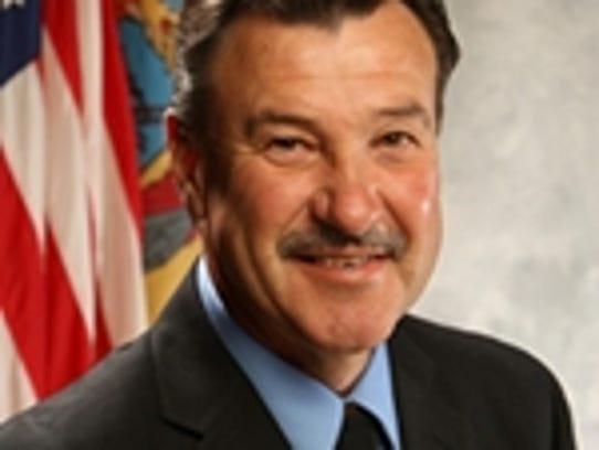 Brick Councilman James Fozman in a campaign file photo.