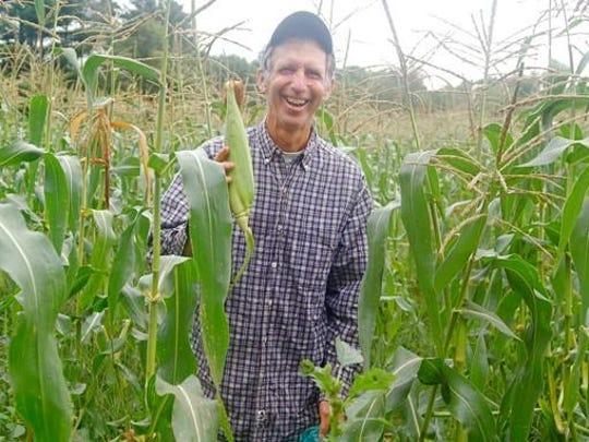 Joey Klein is now an organic farmer in Plainfield.