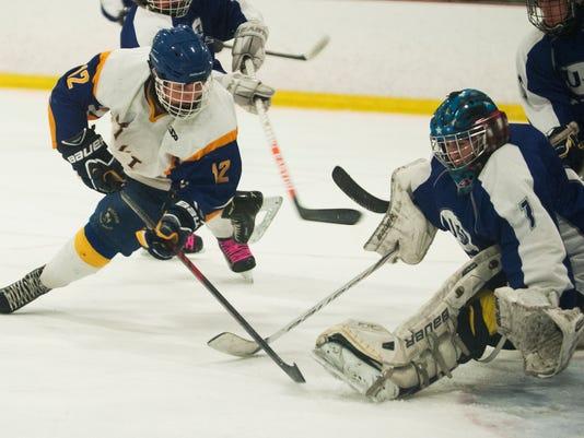 U-32 vs. Milton Boys Hockey 01/03/15