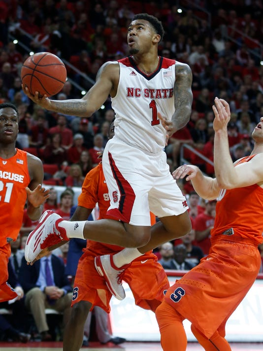 Syracuse NC State Basketball