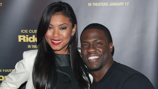 """Actor-comedian Kevin Hart, who stands a 5' 2"""", is known to poke fun at his small stature."""