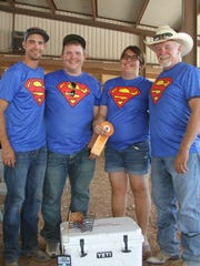 Team Cottonwood Super Chili were fourth place winners