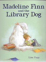 Madeline and the Library Dog