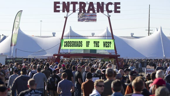 Thousands will gather at the Crossroads of the West