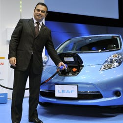 Carlos Ghosn stepping down as Nissan CEO