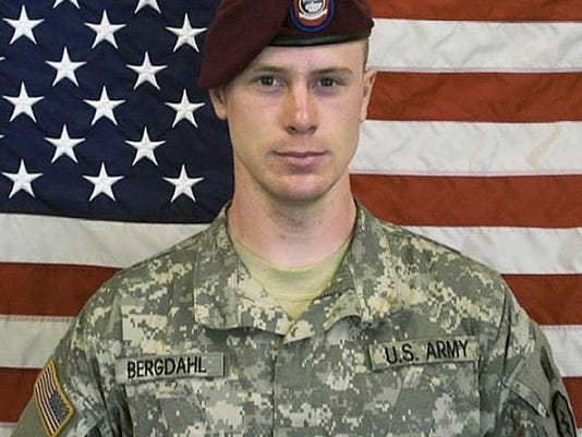 FILE - This undated file image provided by the U.S. Army shows Sgt. Bowe Bergdahl, the soldier held prisoner for years by the Taliban after leaving his post in Afghanistan. Bergdahl is facing charges, including desertion, for leaving his post in Afghanistan in 2009. A hearing is scheduled Thursday, Sept. 17, 2015, at Fort Sam Houston in San Antonio. (AP Photo/U.S. Army, file)