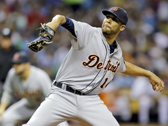 Detroit Tigers pitcher David Price is headed to Toronto.