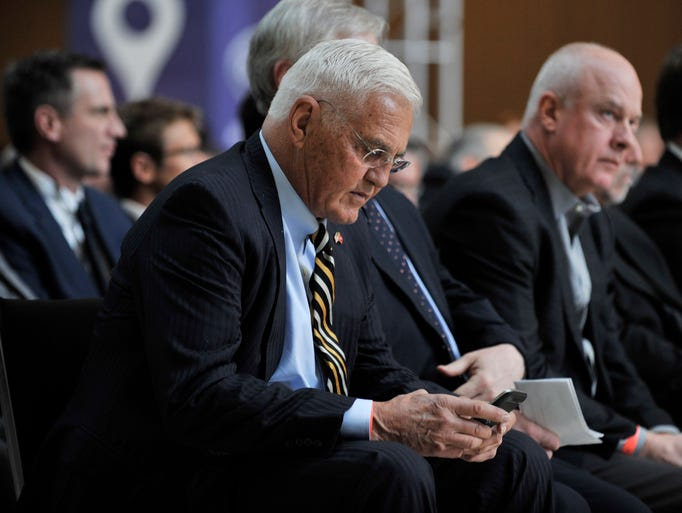 Automotive legend Bob Lutz, currently a partner in