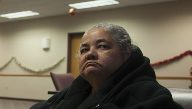 Irene Carrasquillo, a resident of Northgate II in Camden, was among Medicaid patients who had trouble getting rides arranged by LogistiCare, a state-funded transportation broker. The company launched a pilot project in Camden to improve service.