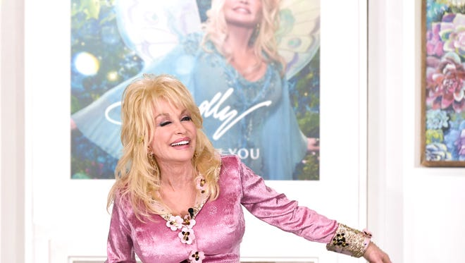 After 20 years of making sure children have access to free books through her Imagination Library, Dolly Parton revealed plans Tuesday for her first children's album.