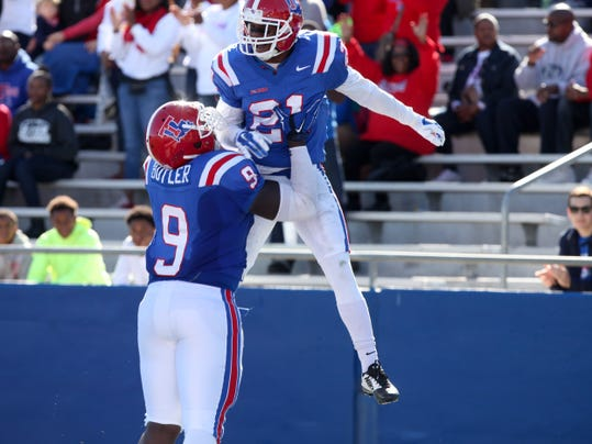 Louisiana Tech vs. Western Kentucky 11/01/2014