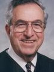 U.S. District Judge Michael Telesca