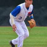 Louisiana Tech shortstop Chandler Hall was 3-for-5 at the plate against Oral Roberts on Sunday.