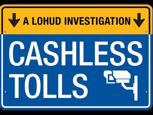 Cashless tolls logo