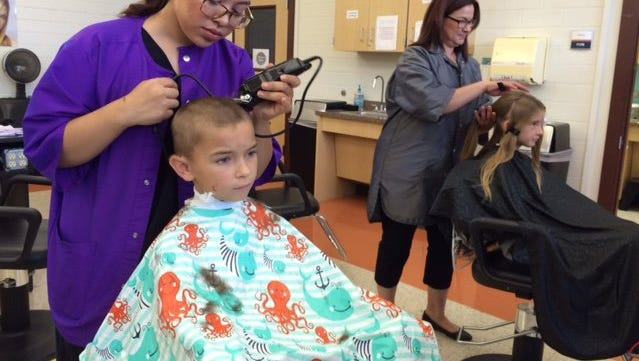 Del Mar College Dual Credit Cosmetology students will offer free haircuts for kindergarten through 12th grade students from 10 a.m. to 2 p.m. Tuesday, Aug. 8 through Friday, Aug. 11 at Del Mar College West Campus.