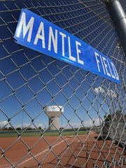 Pictured is  one of the playing fields at the El Paso County Sportspark on the city's East Side.